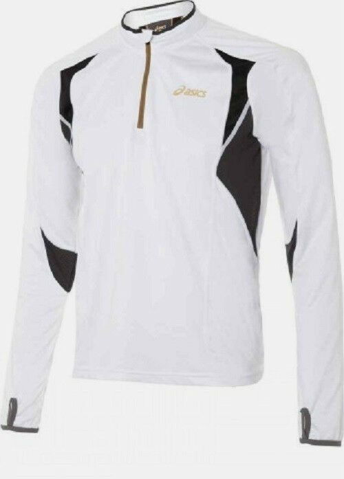 Asics Mens Top Impact Line Wind Predection Top Size L