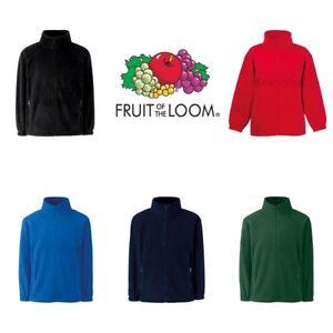 Fruit-of-the-loom-Garcons-Filles-Outdoor-Fleece