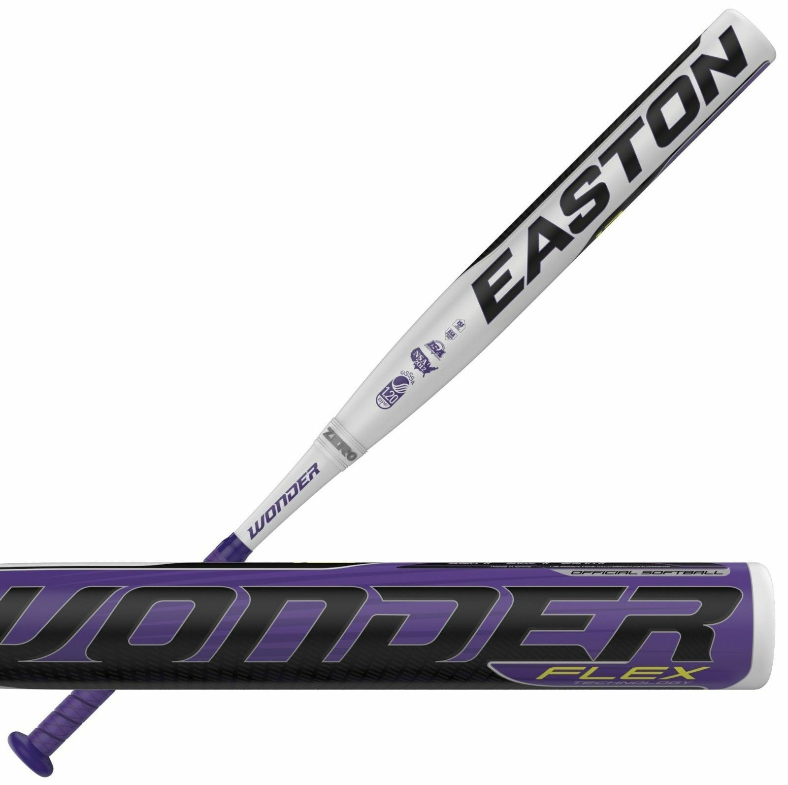 2019 Easton Wonder -12 32
