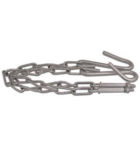 Stepside 54-87 Chevy GMC Truck Tailgate Chains Stainless Steel