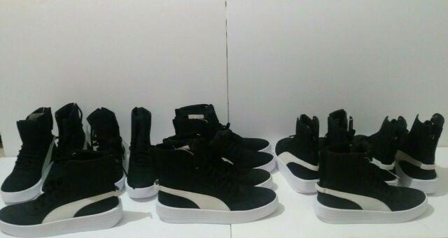 official photos 9bc46 5e4a1 Men's Puma X XO Parallel X The Weeknd Collaboration (Black-White)