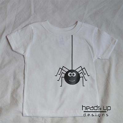 Halloween Shirt Spider Costume Boy Girl Newborn Bodysuit Baby Kid Adlt Halloween