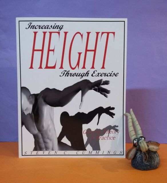 Steven C Cummings: Increasing Height Through Exercise/health & fitness/growth