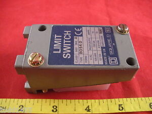 Square-D-9007-BO54D-Series-A-Limit-Switch-9007BO54D-120-600V-AC-10A-Body-Only