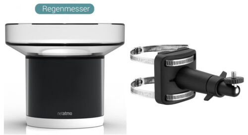 Netatmo pluie couteau avec support nrg01 nwm01 module complémentaire capteur pluie accessoires