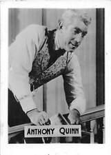 B59064 Anthony Quinn actors acteurs 9x7cm