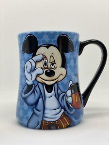 Mug-Tasse-Cup-Disneyland-Paris-Mickey-Mouse-MK-Matin-Morning-Neuf-New