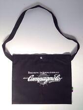 campagnolo Black colour Cotton Cycling  Road Bike Musette Bag NOS