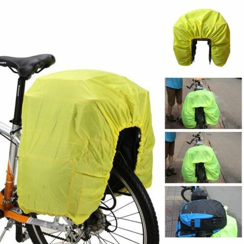 Pannier Cycling Riding Bike Rain Protection Bicycle Waterproof Cover Dus TBag