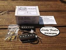 Lindy Fralin High Output Tele PICKUP SET Fender Telecaster HOT Pickups
