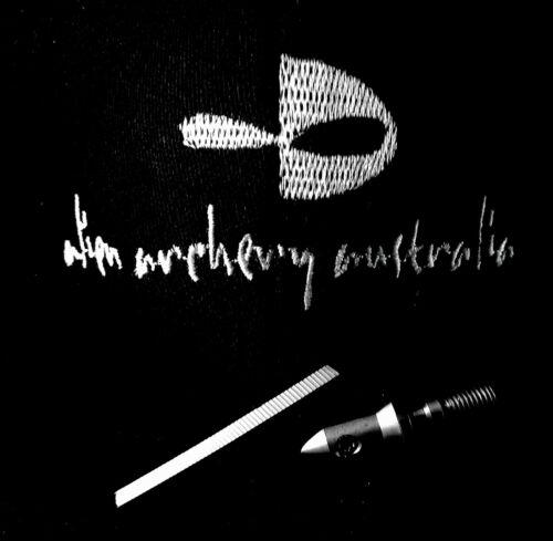 "Alien Archery Australia ASHBY Broadhead 200g Single Bevel 0.060/"" thick 12 pack"