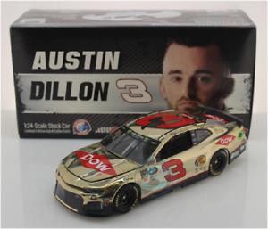 lo último Nuevo NasCoche 2019 Austin Dillon Dillon Dillon  3 50th RCR aniversario Dow Color de Chrome 1 24 coche  Ven a elegir tu propio estilo deportivo.