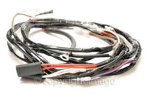 image is loading bsa-b25ss-b50-wiring-harness-1971-1973-uk-