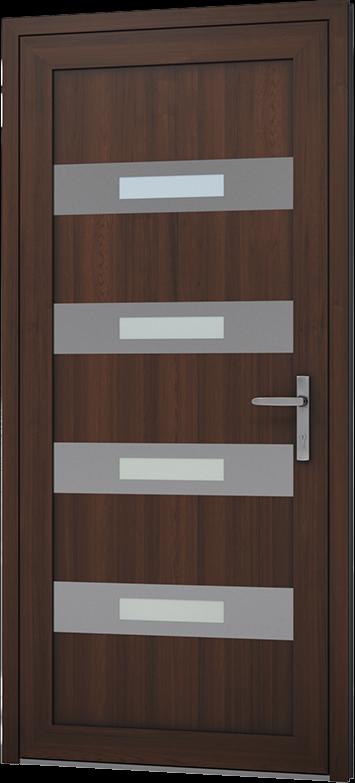 Tür Eingangstür, Haustür, DIN, Viele Modelle Wohnungstür, Außentür, Aluminiumtür