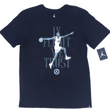 51cf1badd4d1e3 item 4 Men s NIKE Air JORDAN In Flight We Trust T-Shirt Crewneck Graphic Tee  Size S-2XL -Men s NIKE Air JORDAN In Flight We Trust T-Shirt Crewneck  Graphic ...