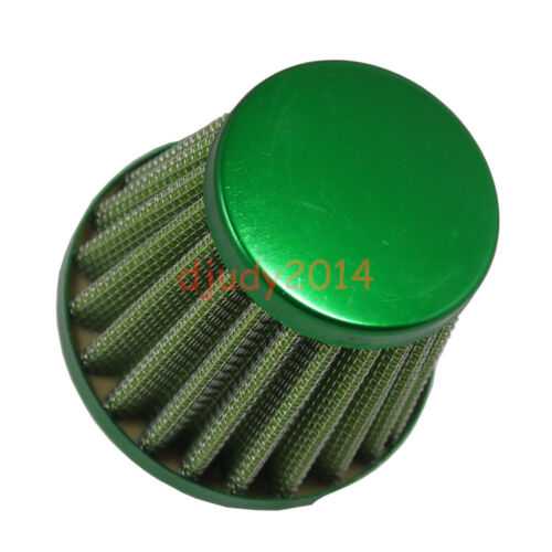Modified 38mm Green Air Filter For Honda Motorcycle Dirt Pit Bike XL125 XL125S
