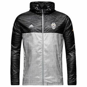 Adidas Herren Juventus 2016/17 Windjacke Fußball Jacke Neu Größe 2xl Seien Sie Im Design Neu