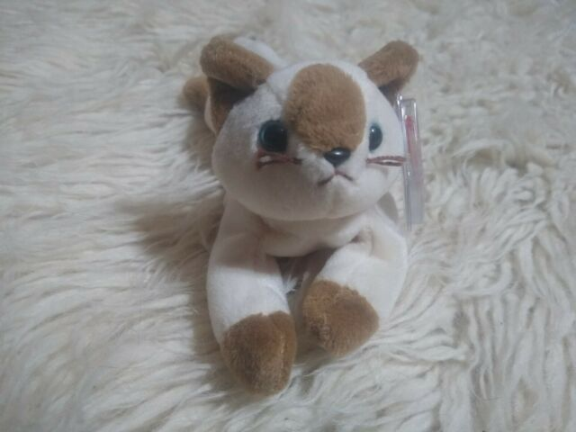 Ty Beanie Baby Snip The Cat 1996 5th Generation for sale online