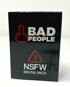 Gente-mala-NSFW-brutal-Expansion-Pack-80-tarjetas-nueva-pregunta-El-Juego-De-Mesa