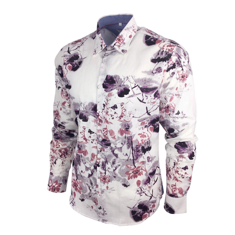 Southbank Shirt - Jardin Linen 9AF9