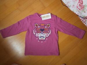 tee-shirt-KENZO-8-ans-NEUF-avec-etiquette-100-original