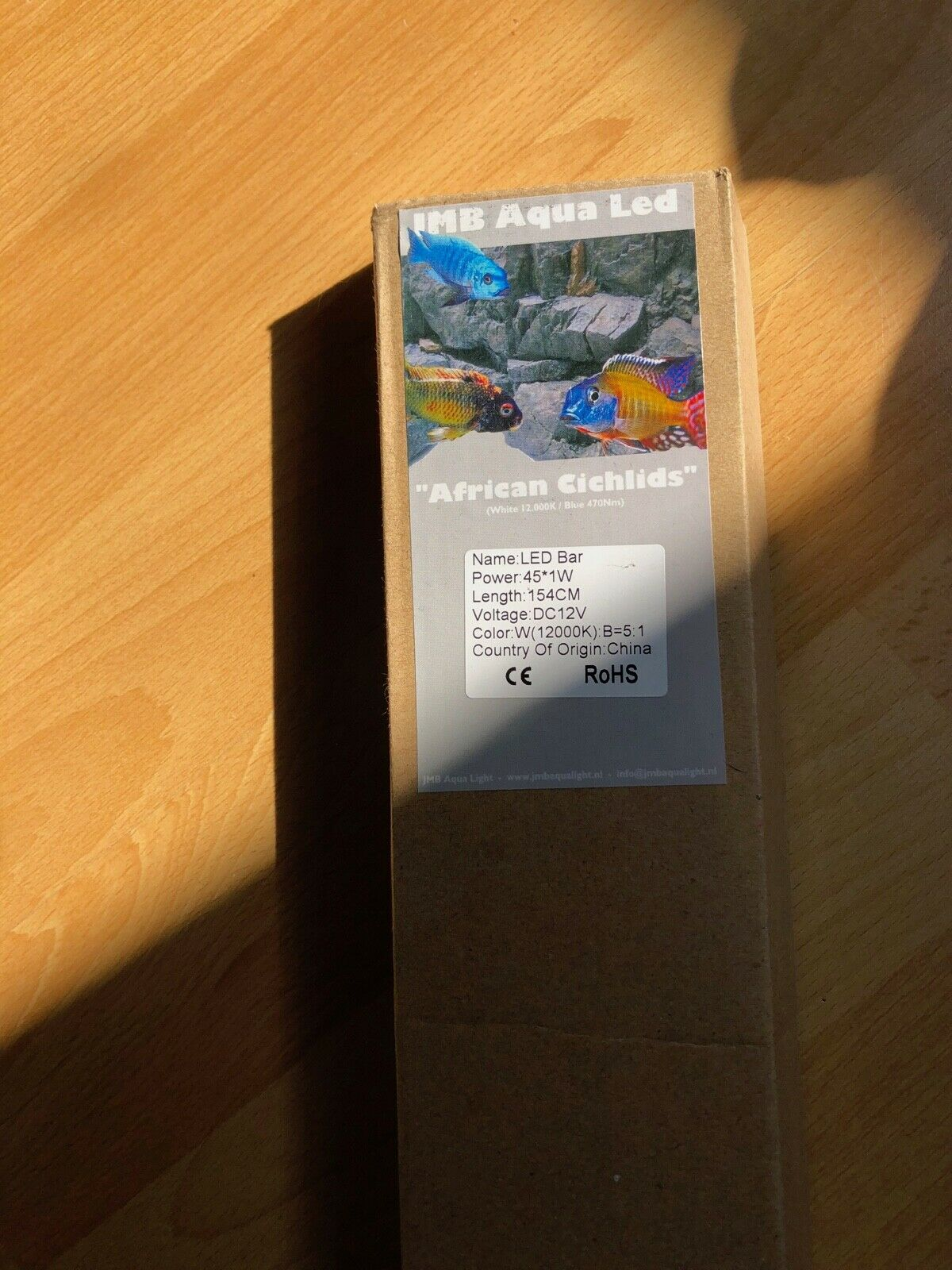JMB Aqua LED SET Komplett für Malawi Cichlids SUPER SET inkl. Blauer LED