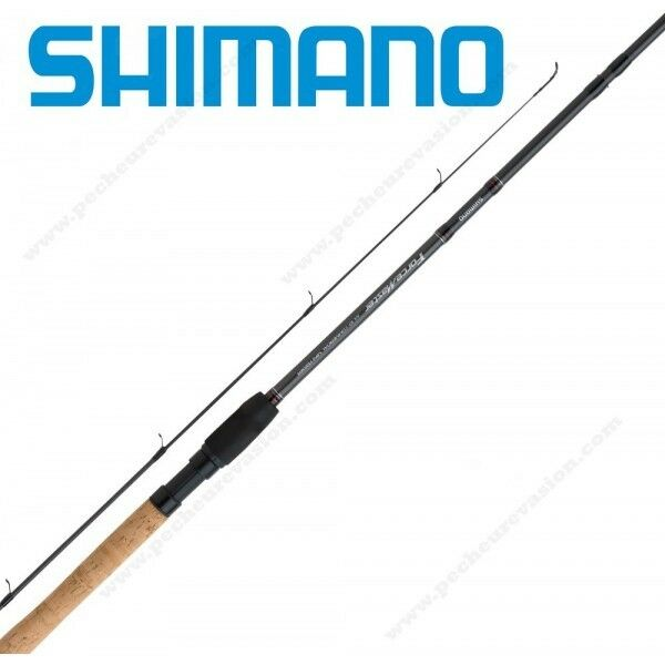 CANNE ANGLAISE SHIMANO FORCEMASTER FLOAT 12'  ( 3M60 )