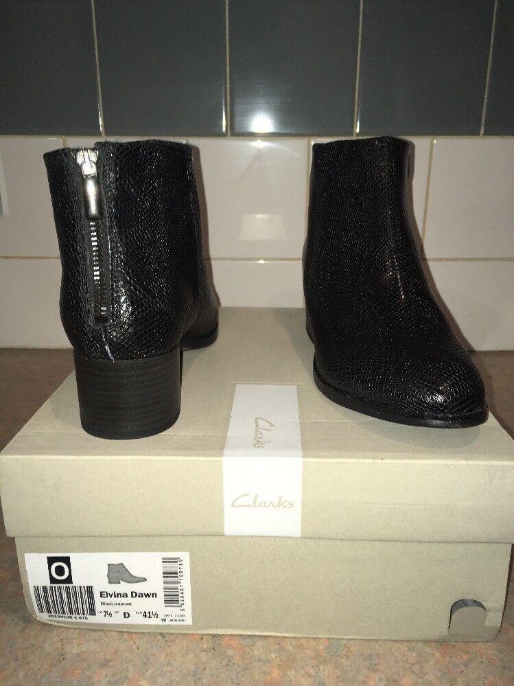 Clark's Stiefel Größe 7.5 D D D 27aa74