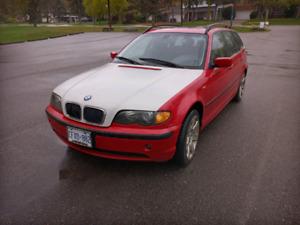 2001 BMW Série 3