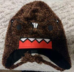 DOMO - Nerdy Domo - Winter Beanie HAT - One Size - OSFM - New Without Tags!!!