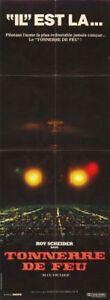 Affiche-TONNERRE-DE-FEU-60x160cm