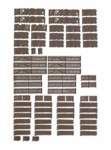 72 Teile Spur H0 ca 270 cm NOCH 13096 Gartenzäune