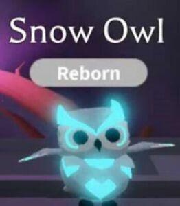 NEON-AUCTION-SALE-ROBLOX-ADOPT-ME-PETS-WINTER-PET-NEON-SNOW-OWL