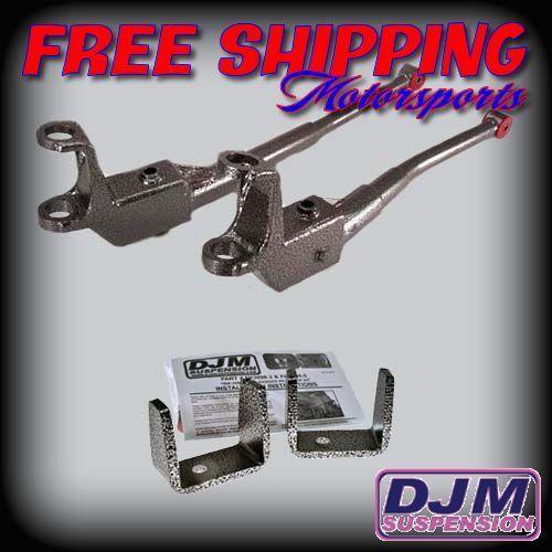 1983-1988 Ford Ranger 3//4 Complete lowering kit by DJM