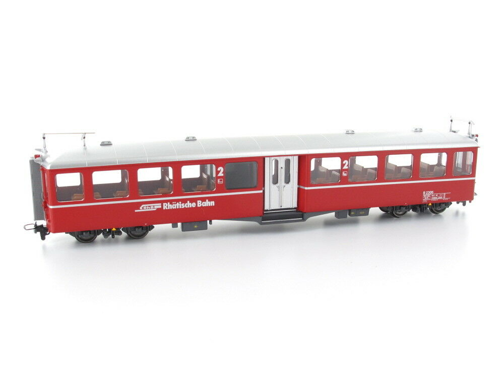 BEMO 3245125 vagoni B 2305 stanziamenti entry-level carrello RHB h0m
