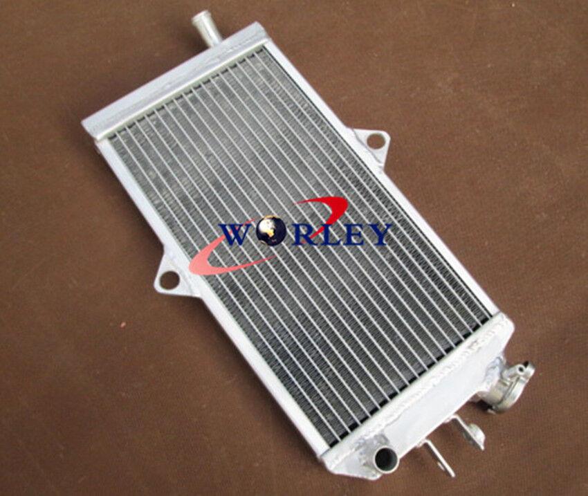 Aluminum Radiator /&YELLO Hose for SUZUKI LT250R LT 250R 1985-1992 86 87 88 89 90