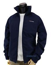 NWT TOMMY HILFIGER Men's Windbreaker Jacket Coat Water Resistant S M L XL 2XL