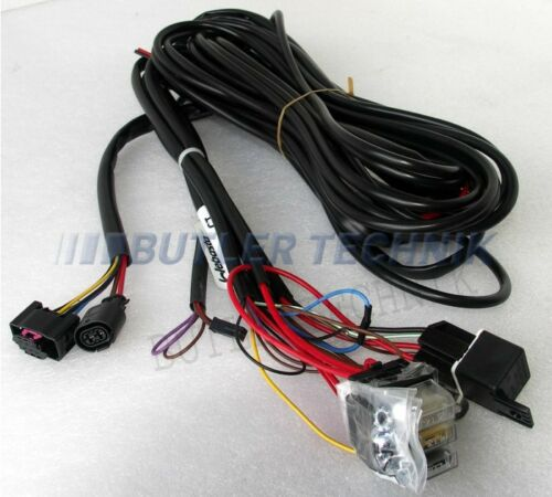 Webasto Thermo Top Heater wiring cable Harness loom 12v9001080D