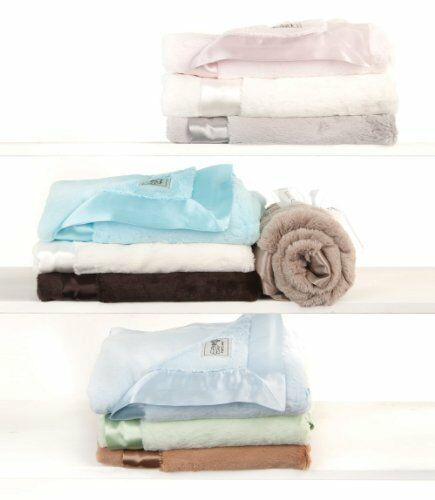 Luxe Chic Faux Fur Baby Blanket Ultra Soft And Snuggly BESTSELLER