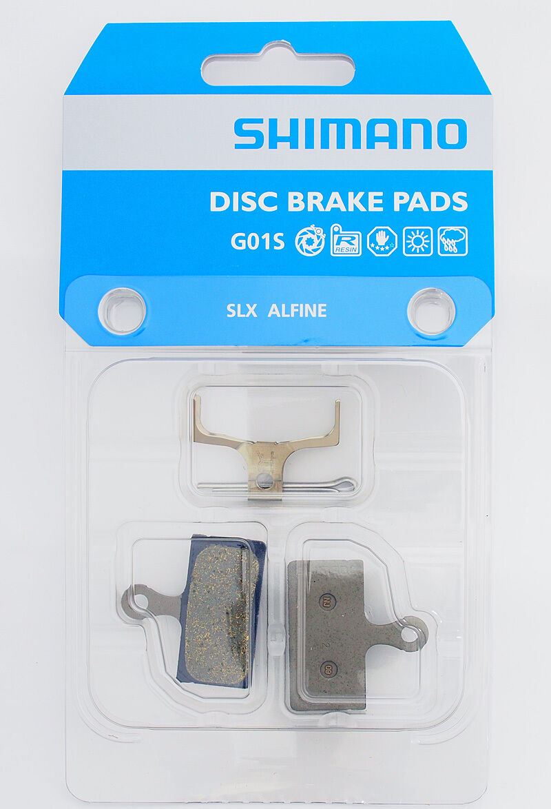 Shimano G01S Brake Pads for SLX Alfine