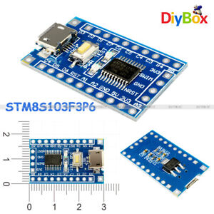 1PCS STM8S103F3P6 ARM STM8 Minimum System Development Board Module for Arduino