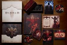 Diablo III Edición de Coleccionista-Vainilla Diablo 3 edición de coleccionista sin juego clave