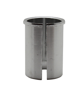 """Bicycle reduzierhülse 1/"""" to 1 1//8 inch A-Head Stems 25.4 28.6 Sleeve Adapter"""