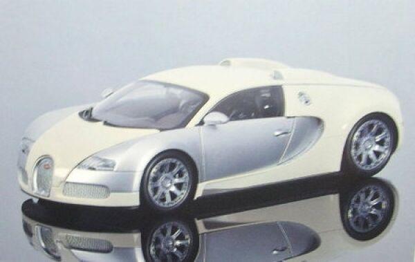 Le rythme cardiaque est pire pire pire que l'action! Bugatti veyron centenaire (CROM/beige) 2009 | De Haute Qualité Et De Bas Frais Généraux  578b99