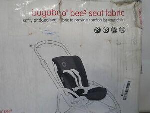 Red Bugaboo Bee3 Seat Fabric