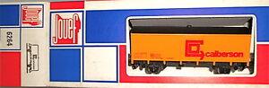 Jouef-6264-Calberson-Freight-Car-SNCF-H0-1-87-Original-Packaging