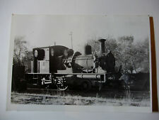 FRA260 - Chemin de Fer du NORD EST - 1-2-0 STEAM TRAIN NN37 PHOTO - France