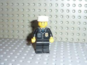 Minifig lego Police policier pour set 3658 7744 Réf.30