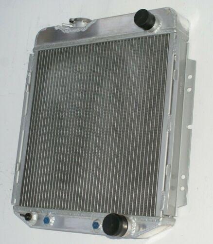 3Row Aluminium Radiator 1964-1966 Ford Mustang 1963-1965 Falcon 4.3 4.7 V8 CC259
