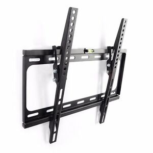 FLAT-LCD-LED-PLASMA-TV-WALL-MOUNT-BRACKET-TILT-30-32-35-37-40-42-45-46-47-50-55